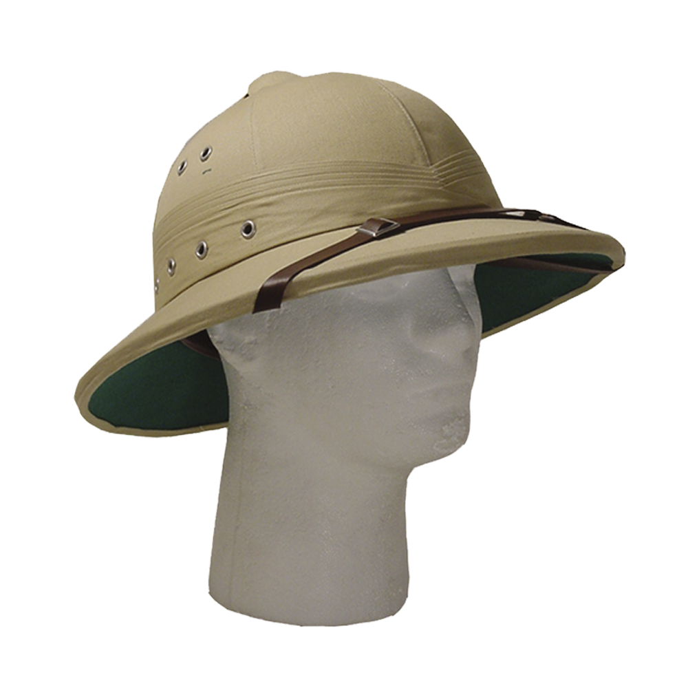 Pith Helmets